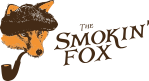The Smokin' Fox Logo